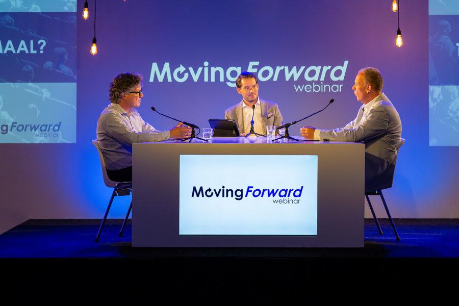 online moderator Nick Schoemaker moving forward
